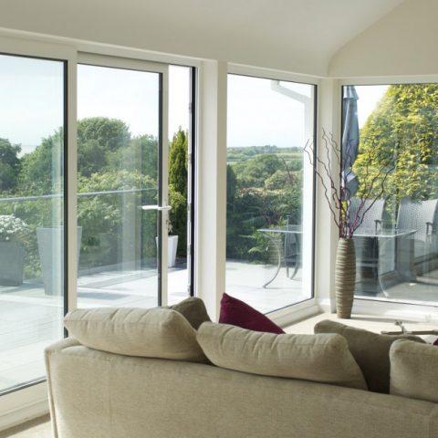 پروژه های ساخت پنجره دوجداره برای ساختمان های نوساز